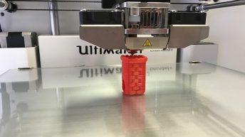 La arquitectura del futuro, impresión en 3D