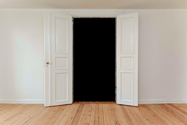 ¿Sabes cómo elegir las puertas de paso?