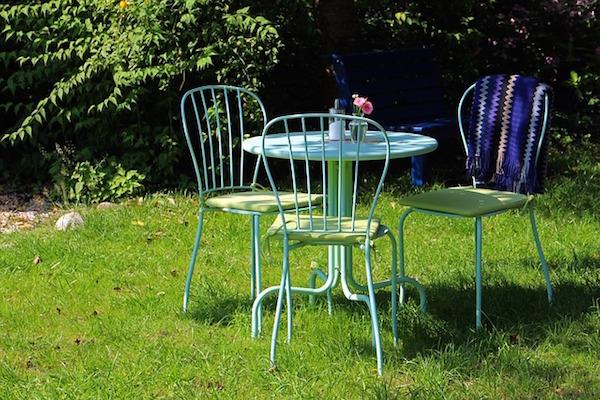 Tips para elegir correctamente los muebles de exterior