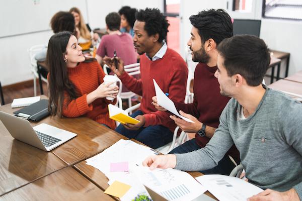 Espacios colaborativos para negocios: coworking
