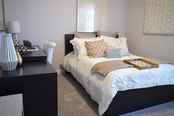 Tips para hacer de un dormitorio pequeño un dormitorio de ensueño